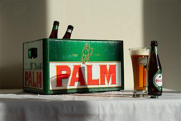 Krat Palm Bier
